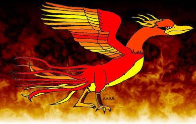 Phoenix by Ataraxia25