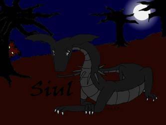 Night Walker: Siul by Ataraxia25