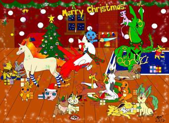 Merry Christmas 2013 by Ataraxia25