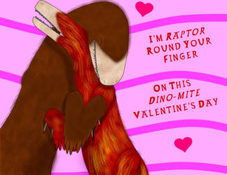 Raptor Round Your Finger by Ataraxia25