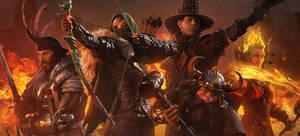 Warhammer: End Times, Vermintide by Ragnarok6664
