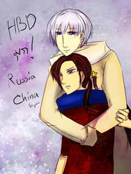 Request Russia-China by Oztinh