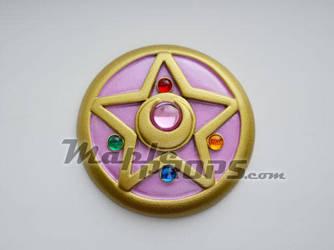 Crystal Star brooch V2 by MapleKiss