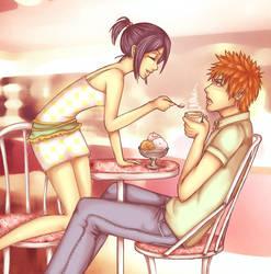 Ichiruki: collab with Yuria by mikaorurk