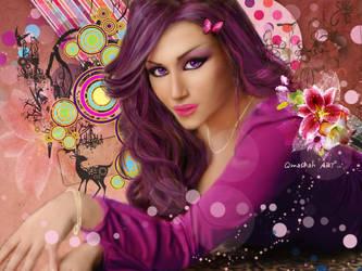amany albloshee mekab by qmashah