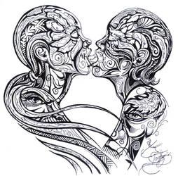 Kiss 2 by tomhegedus
