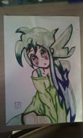 Anime:Carla Veloso by mlpariana