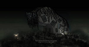 Writhed House by CottonValent