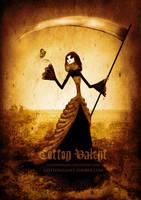 Grim reaper by CottonValent