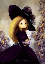 Duchess of Lemondrop by CottonValent