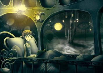 Night Dreamer by CottonValent