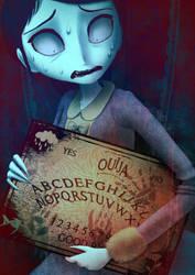 Ouija by CottonValent