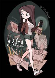 ARAYA by CottonValent