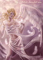 Aerie - The Avariel's Angel by Elistraie