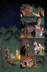 Quest page 20 color by KoShiatar