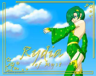 Rydia wallpaper by KoShiatar