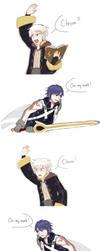 Robin's Final Smash by sheebal