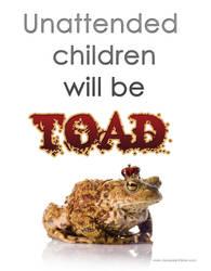 Poster: Unattended Children... by jacquelynvansant