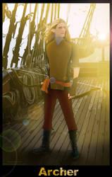 Archer for Erika by jacquelynvansant