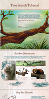 Tree Branch Tutorial for PS and SAI by EmilyJayOwens