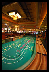 Mandalay bay casino las vegas by LukeParker