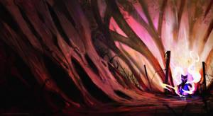 Fire Type Marowak by Naones