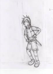 Sample Sketch by Kazuki-kunthe-artist