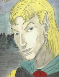 Kaithan Portrait by ArtDewd