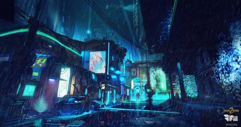 ShadowWarrior2 CyberFirst3 Wojtala by M-Wojtala