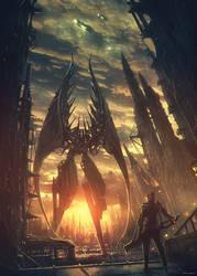 Invasion [ Circa 20 ] by M-Wojtala