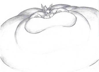 Bunny by thepasswordis-123456