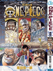 One Piece - Takonbon Cover 58 by LorenXx
