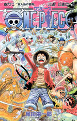 One Piece Takonbon Cover 62 MQ by LorenXx