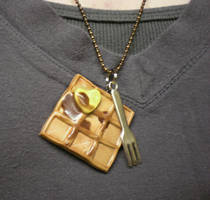 Love Waffle by UnluckyPrincess