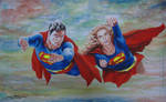 SUPERMAN by Ianrialdi