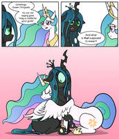 Diplomacy, Equestria Style by Manual-Monaro