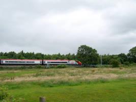 virgin train by smevstock