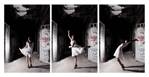 Dark ballerina by mitsu-model