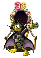 Count Duckula turns 30! by MableTheRabbid
