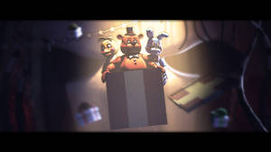 [SFM FNAF] Isolation by CortezAnimations
