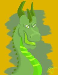 Gem Dragon by Draconet