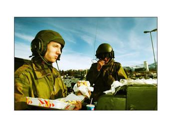 the burger boys by KjetilofNorway