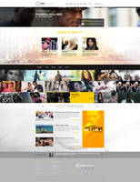 web design - Kreep by Shizoy