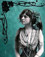 gypsy rose by TkSwayze