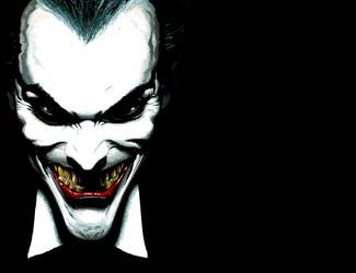Joker - MS Paint by lucasgomesdesouza