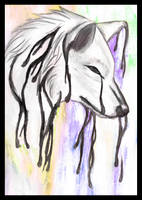 Fading Grey by DansuDragon