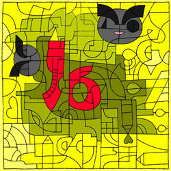Happy 16th dA! by moonlight-fox
