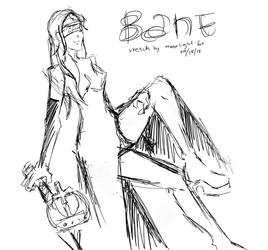 baneneng1's Bane by moonlight-fox