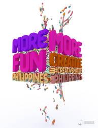 #Itsmorefuninthephilippines #creativenation by moonlight-fox