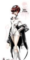 +Early Queen Etherea+ by SpookyChan